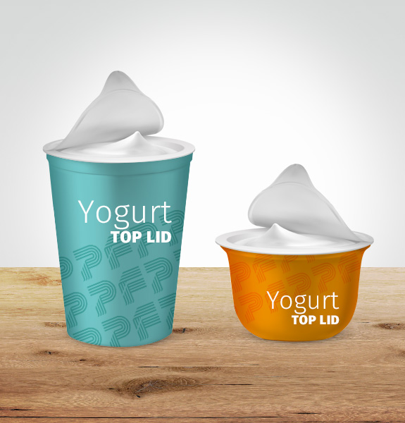 READY to PRINT FILM FOR TOP LID YOGURT